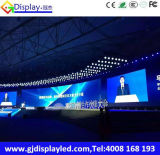 Segno dell'interno di colore TV LED del video di P5.95 Digitahi