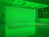 Hoogte 56.25mm het Flexibele LEIDENE Scherm van het Netwerk voor de Voorzijde van Media