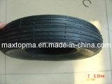 Rueda Barrow Tyre/Wheelbarrow Tyre con Reach y PAHs Certificate (3.50-8, 4.00-8)