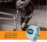 Contatore senza fili di caloria di sport della fascia di forma fisica della vigilanza della cinghia della cassa del video di frequenza cardiaca di impulso