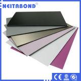 Folha composta de alumínio em alumínio de 3 mm para placas ACP