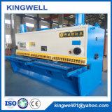 Metallplattenguillotine-scherende Maschine mit bestem Preis (QC11Y-16X3200)