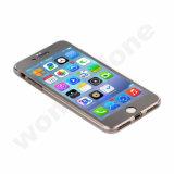 Caisse de téléphone de 360 entièrement TPU pour l'iPhone 7 positif