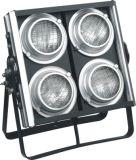 Luz dos antolhos do diodo emissor de luz de Brighness para o efeito de superfície da audiência do estágio