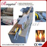 省エネ棒熱処理の誘導電気加熱炉