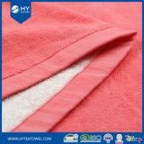 100%年の綿の顧客用ベロアの印刷のビーチタオル