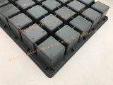 de Concrete Vorm van 50*50*50mm (pdk5025-YL) voor het Produceren van de Versterkte Vierkante Verbindingsstukken van het Blok van het Kussen