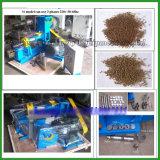 Alimentação animal dos peixes que faz a máquina da extrusora do moinho da pelota do alimento de animal de estimação