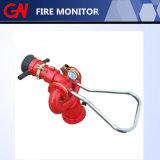 물 거품 모니터는, 수동 화재 싸움 모니터 플랜지를 붙인다
