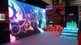 Visualización de LED flexible de los acontecimientos del acoplamiento móvil de alquiler de interior del circuito LED para el alquiler