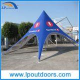 De Tent van de Schaduw van de ster voor OpenluchtActiviteiten Dia 12m Tent van de Ster