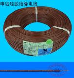 Le type 3135 d'UL Awm a étamé le fil de cuivre des silicones 12AWG