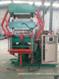 Máquina hidráulica de goma del vulcanizador de cuatro columnas