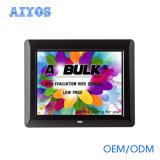 8 LCD van de duim Frames van categorie A van de Foto van het Scherm de Regelbare Navulbare Digitale