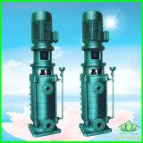 Bomba centrífuga de água de múltiplos níveis de bomba de aço inoxidável de alta pressão