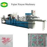 Máquina plegable de papel de la servilleta de alta velocidad de China