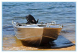 Nave de aluminio del certificado los 4.2m del Ce pequeña para el barco del bote de la pesca