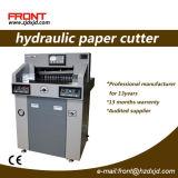 Doppelte hydraulische Program-Controlled Größe der Papierschneidemaschine-(480HP) 480mm