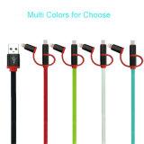 Multifunctionele 3 in 1 van de Speld USB 8 en van het Type Kabel van c- Gegevens (lc-CB1005)