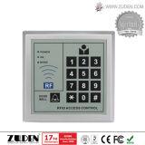 Sistema automático de controle de acesso de impressão digital da porta