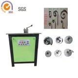 Máquina de fachada de aço de metal forjado / Máquina de processamento de portas metálicas decorativas