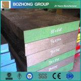 AISI P20, placa de acero del molde plástico laminado en caliente 1.2311