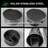 Protezione di estremità del corrimano dell'inferriata della scala dell'acciaio inossidabile 304