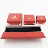 Caixa de empacotamento de papel extravagante do papel revestido de papel de embalagem (J58-E)