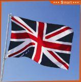 Feito sob encomenda Waterproof e bandeira nacional BRITÂNICA britânica de bandeira nacional de Sunproof