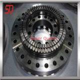 アルミニウム回され、製粉の機械化の部品を処理するCNCの精密