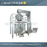 Automatische het Vullen van de Weger van Multihead van het graangewas/van het Voedsel/van de Boon/van de Noot Verpakkende Machine