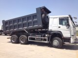 Descargador de China Sinotruk HOWO 30-50ton 336/371HP/carro de volquete