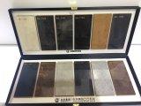 Tarjetas de mármol 2017 de la melamina para para las puertas de los armarios de los guardarropas