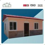 Villa prefabbricata pieghevole di lusso della costruzione prefabbricata della Camera del contenitore
