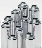 Poder de estaño modificada para requisitos particulares del aerosol con el actuador