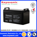 12V bateria selada 15ah da bateria acidificada ao chumbo AGM/VRLA /Gel