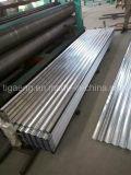 Placa de material para techos de acero galvanizada acanalada alta calidad para Kenia