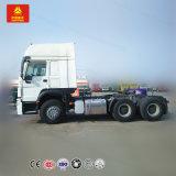 Cabeça dos caminhões do camião de HOWO 6*4 e do trator dos caminhões pesados