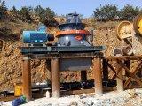 Einzelner Zylinder-hydraulischer Kegel, der Maschine zerquetscht