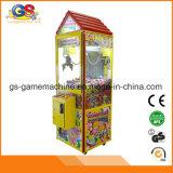 Máquina de juegos de fichas de la garra de la máquina del juguete de la arcada de la grúa de la felpa de la garra del caramelo del Lollipop