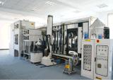 15kg de Machine van de Deklaag van het Poeder van de Apparatuur van de Productie van het Lichaam van de Lopende band van de Gasfles van LPG