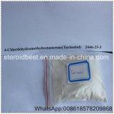 Poudre stéroïde crue 4-Chlorodehydromethyltestosterone CAS 2446-23-3