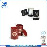 Kundenspezifische Nizza Kerze-Verpackungs-Papier-Gefäße