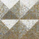 Matriz 2017 natural especial do material de construção do mosaico do escudo da pérola para a parede