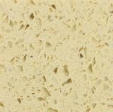 Topaz brillante Quartz per Kitchen Countertops