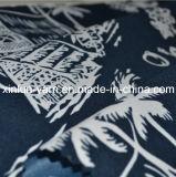 Tissu estampé par polyester personnalisé de 75D Digitals pour le sac/rideau