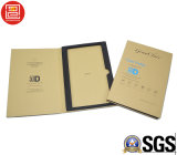 Costom 강화 유리를 위한 Cmyk에 의하여 인쇄되는 서류상 카드 상자, 스크린 프로텍터 수송용 포장 상자