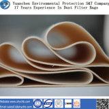 Bolso de filtro del colector de polvo del PPS para la planta de mezcla del asfalto