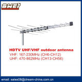 32elements UHF/VHF Outdoor TV Antenna