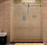 55inch 8mmガラスの滑走のシャワー機構